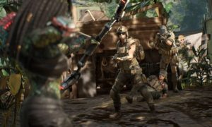 Predator Hunting Grounds game for pc