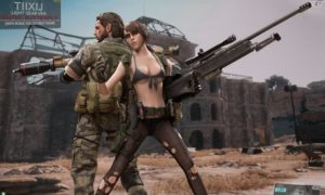 The Phantom Pain game for pc