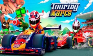 Touring Karts Game