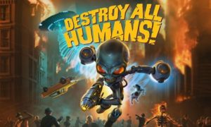 Destroy All Humans Game