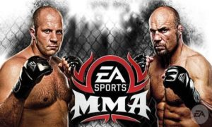 EA Sports MMA Game