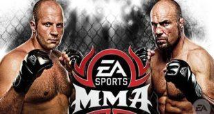 EA Sports MMA Game