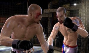 EA Sports MMA for pc
