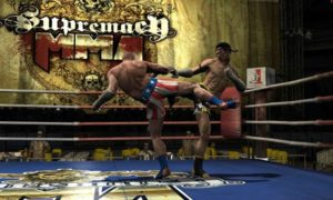 Supremacy MMA Game