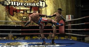 Supremacy MMA Game