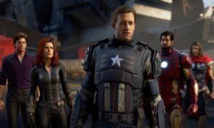 Marvel's Avengers game for pc