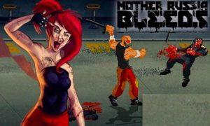 Mother Russia Bleeds Game
