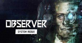 Observer System Redux Game