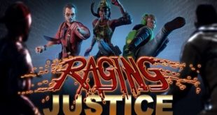 Raging Justice Game