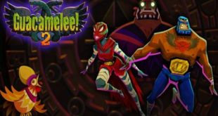 Guacamelee 2 Game
