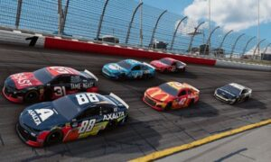 NASCAR Heat 5 game for pc