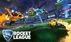 Rocket League Mac Game
