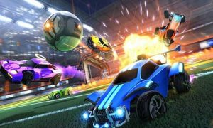 Rocket League mac game download
