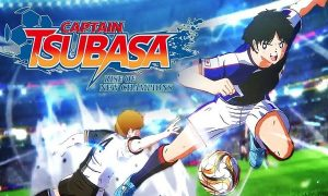 Captain Tsubasa Rise of New Champions Game