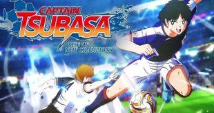 Captain Tsubasa Rise of New Champions Game