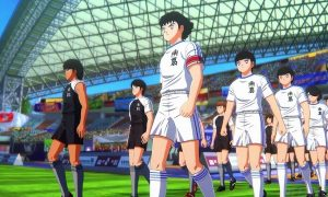 Captain Tsubasa Rise of New Champions game for pc