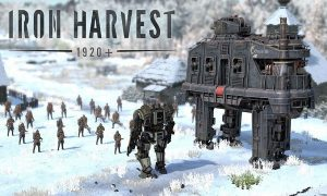 Iron Harvest game