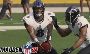 Madden NFL 21 game