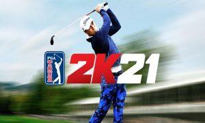 PGA Tour 2K21 Game