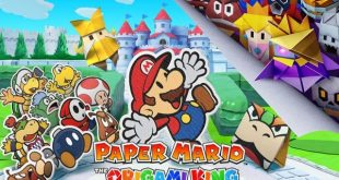 Paper Mario The Origami King Game