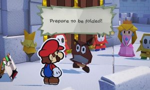Paper Mario The Origami King download