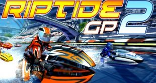 Riptide GP2 Game