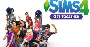 The Sims 4 Get Together Game