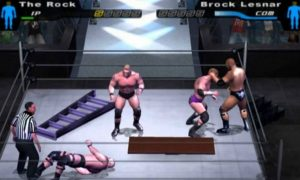 WWE Smackdown Here Comes The Pain Game For PC