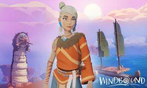 Windbound game