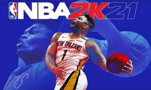 NBA 2K21 game