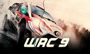 WRC 9 game