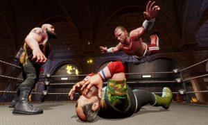 WWE 2K Battlegrounds Game PC