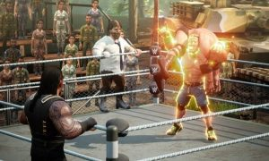 WWE 2K Battlegrounds PC Game