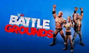 WWE 2K Battlegrounds game