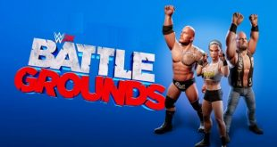 WWE 2K Battlegrounds game