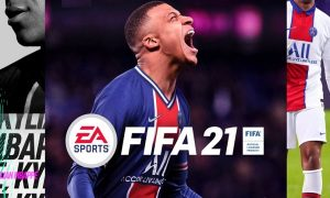 FIFA 21 game