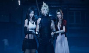 Final Fantasy VII game for pc
