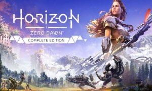 Horizon Zero Dawn Complete Edition Game
