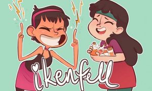 Ikenfell Game