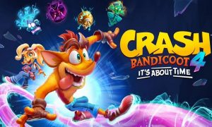 crash bandicoot 4 it's about time game