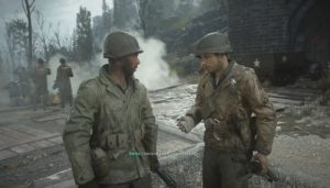 Call Of Duty WWII game for pc