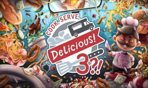 Cook Serve Delicious 3 Game