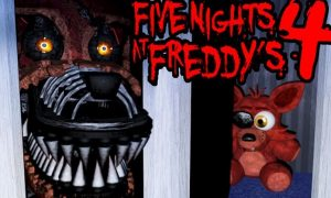 Download Five Nights at Freddys 4 Game