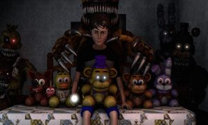 Five Nights at Freddys 4 game for pc