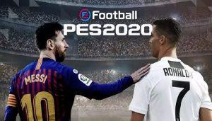 eFootball Pro Evolution Soccer 2020 Highly Compressed