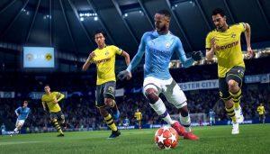eFootball Pro Evolution Soccer 2020 game