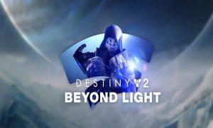 Destiny 2 Beyond Light game