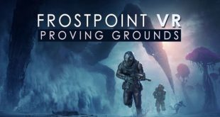 Frostpoint VR Proving Grounds Game