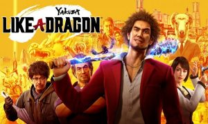 Yakuza Like a Dragon Game
