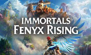 Immortals Fenyx Rising Game